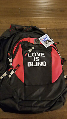 4875f2ea820 The Room Love Is Blind Backpack Tommy Wiseau Johnny Oh Hai Mark Diaster  Artist