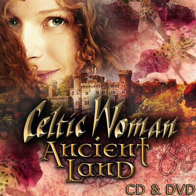 Celtic Woman - Ancient Land (2019) | NEW & SEALED CD+DVD DELUXE SET
