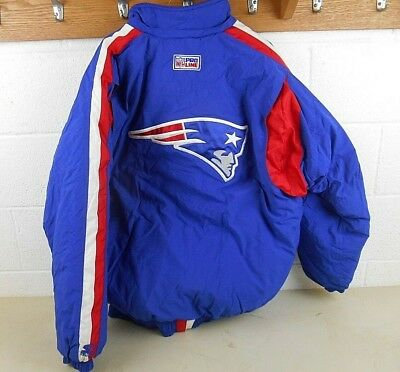 NFL PRO LINE Starter Coat New England Patriots Mens XL -  37.00 ... 4914b2d15