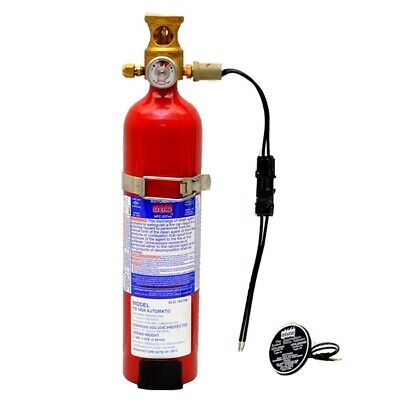 Sea Fire Boat  Automatic Fire Extinguisher Fg 100 A | 100 Cu Ft