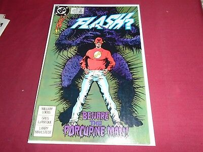 THE FLASH #26 Wally West - DC Comics (2nd Series 1989) VF