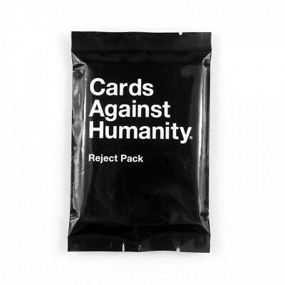 New Cards Against Humanity: Reject Pack Board game