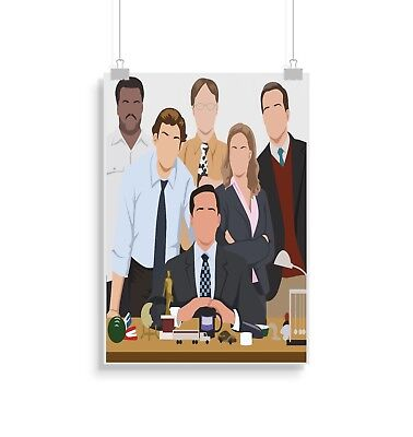The Office (US), Poster, Print, Wall Art, Home Decor, Gift