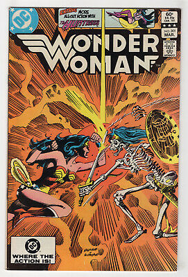 Wonder Woman #301 (Mar 1983, DC) [Huntress] Cavalieri Gene Colan Don Heck c