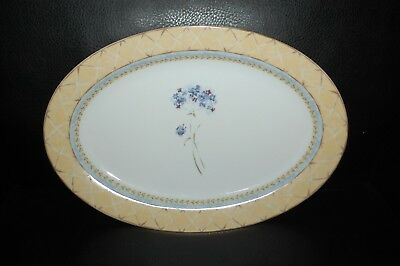 "Heritage Mint Enchanted Garden Platter 14"" NEW"