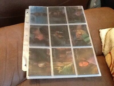 Women Of James Bond In Motion Part Set Plus Wrapper And Promo Card