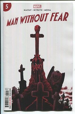 Man Without Fear #5 - Kyle Hotz Main Cover - Marvel Comics/2019