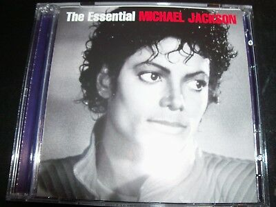 Michael Jackson Essential Best Of Greatest Hits (Australia) 2 CD – Like  New