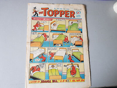 THE TOPPER COMIC No. 367 from 1960