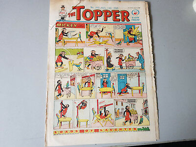 THE TOPPER COMIC No. 393 from 1960