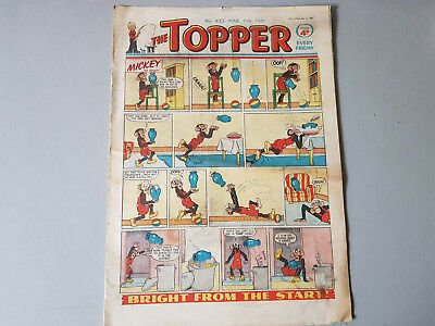 THE TOPPER COMIC No. 423 from 1961 -