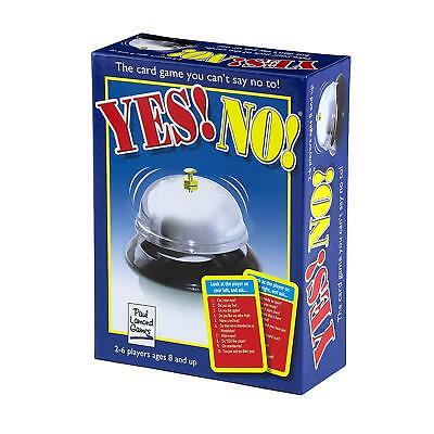 The Yes! No! Game - Board Game - Paul Lamond Gift For Kids Adults Xmas Birthday