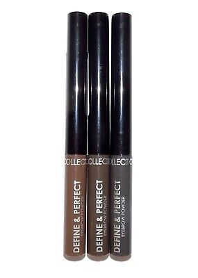 Collection Define & Perfect Eyebrow Powder ~ Pick A Shade Blonde Brunette Brown