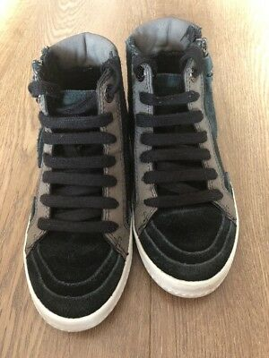 CHAUSSURES FILLE BASKETS Montantes GEOX 31 EUR 12,00