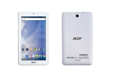 Acer Iconia One 7 B1-7A0 16GB, Wi-Fi, 7in - White