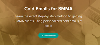 Nick Kenens – Cold Emails for SMMA