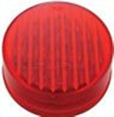 "light LED 2-1/2"" red lens 13 red diodes Freightliner Kenworth marker clearance"