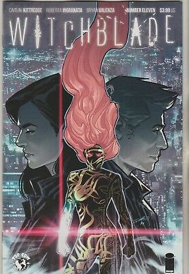 Image Comics Witchblade #11 January 2019 1St Print Nm