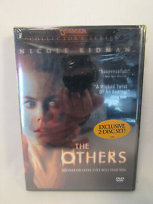 The Others DVD 2-Disc Set Collector's Series NEW FACTORY SEALED
