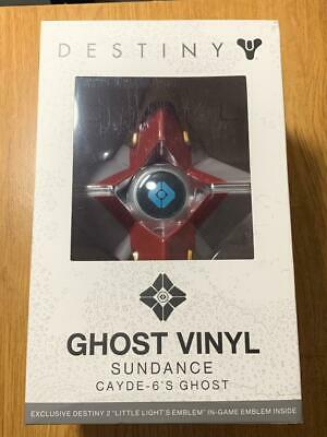 Destiny 2 Ghost Vinyl: Cayde-6 Sundance Ghost (EMBLEM NOT INCLUDED!!)