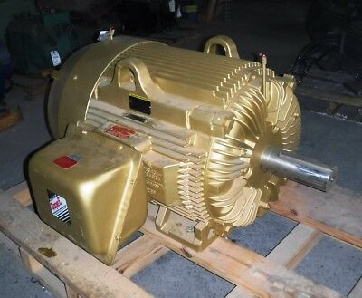 150 HP Baldor/Reliance Electric Motor, 1800 RPM, 445T Frame, TEFC, 460 V, New