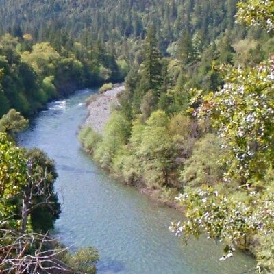 Placer Mining Claim Salmon River Northern California Gold Silver Ore Mine