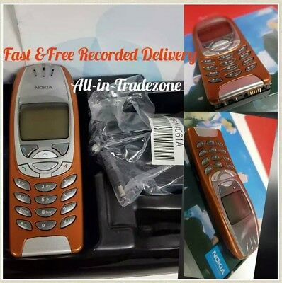 New Condition Nokia 6310i -Brown Unlocked)Mobile Phone + 6 Months Warranty