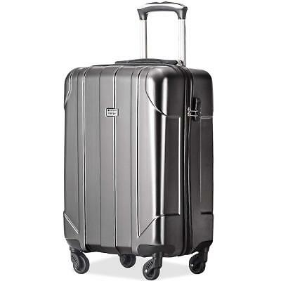 Merax P.E.T Hard Luggage Light Weight Spinner Suitcase 20inch 24inch 28 inch