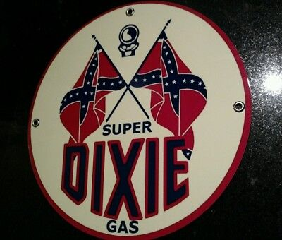 Super Oil Gasoline gas sign ... FREE shipping on 10 signs