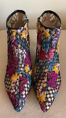 dff1ad0d1 SAM EDELMAN SIZE 27 The Kitten jeans mid rise skinny ankle frayed ...