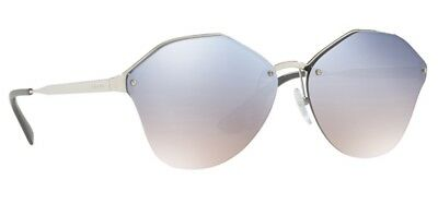 90be633090ab6 NEW AUTHENTIC PRADA CINEMA EVOLUTION Dark Havana Gold Sunglasses SPR ...