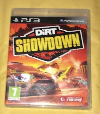 DIRT SHOWDOWN - PS3 PLAYSTATION 3 - CHEAP - VERY QUICK DISPATCH - racing - rally