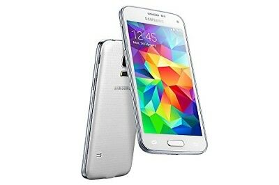 """Samsung GALAXY S5 mini DUOS weiß Android Smartphone 4,5"""" Touchscreen 8MPX Kamera"""