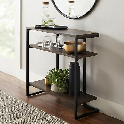 MODERN CONSOLE TABLE Contemporary Sofa Tables For Living ...