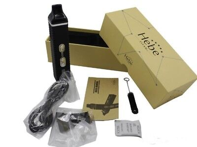 Hebe Titan 2 Portable Dry Herb Vaporiser Convection Free Delivery- UK Signed For
