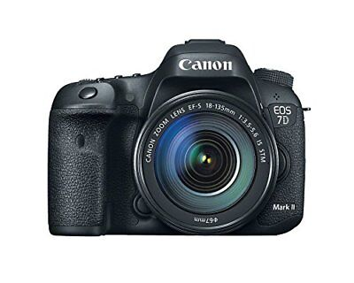 Canon EOS 7D Mark II Digital SLR Camera with 18-135mm IS STM Lens