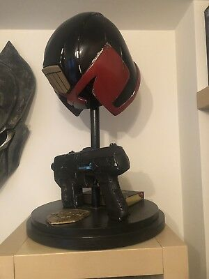 Judge Dredd Prop Display