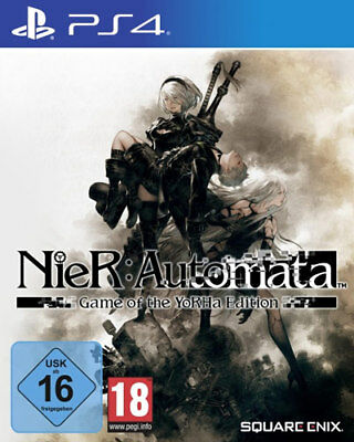Nier Automata Game of the YoRHa Edition +DLC NEU&OVP (PS4)