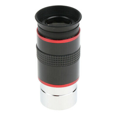 """1.25"""" Telescope Eyepiece Lens for Celestron Orion 68 Degree Wide Angle 6mm"""