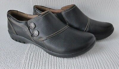 80516f487b858a CLARKS UNSTRUCTURED LADIES womens patent Mary Jane shoes size 4.5 D ...