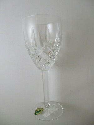 "Waterford Araglin Wine Glass- 7 1/8"" X 2 3/4"" -0410D"