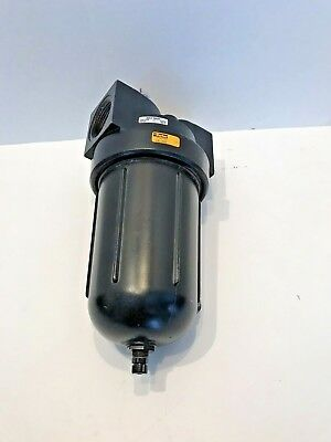 "Parker  #18L64Bc  1-1/4"" Npt  Air-Line Lubricator With Metal Bowl& Site Glass"