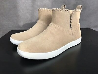 265c3818a89 NEW KOOLABURRA BY UGG Rylee Suede Pull On Ankle Fashion Boot Sand Brown  Size 8
