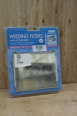 CIGWELD Welding Filter Omniview Shade 12 133 x 114mm - Brand New