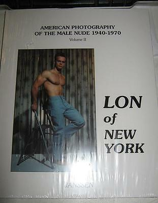 NEW Lon New York vtg 40s 50s Beefcake Muscle Male Ideal Nude Physique Classic