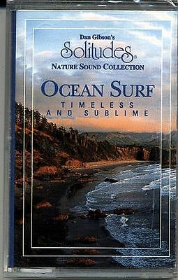 Ocean Surf Timeless and Sublime Cassette Tape by Dan Gibson's Solitudes,  NEW