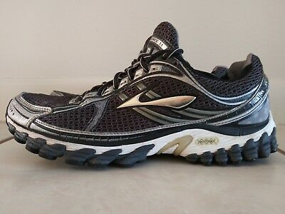 1b1f16f9f5c32 MEN S BROOKS TRANCE 12 Running Shoes   Size 9.5 M   Very Good ...