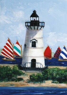 FINE-ART-PRINT-Brandt-Point-Lighthouse-Poster-Paper-or-Canvas-for-home-decor