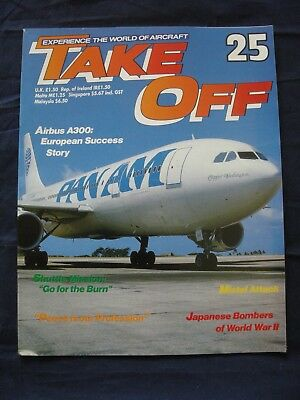 Take Off - Experience the world of Aircraft - Issue 25