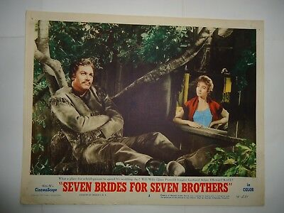 MUSICAL/seven brides for seven brothers/FL1/  lobby card #3